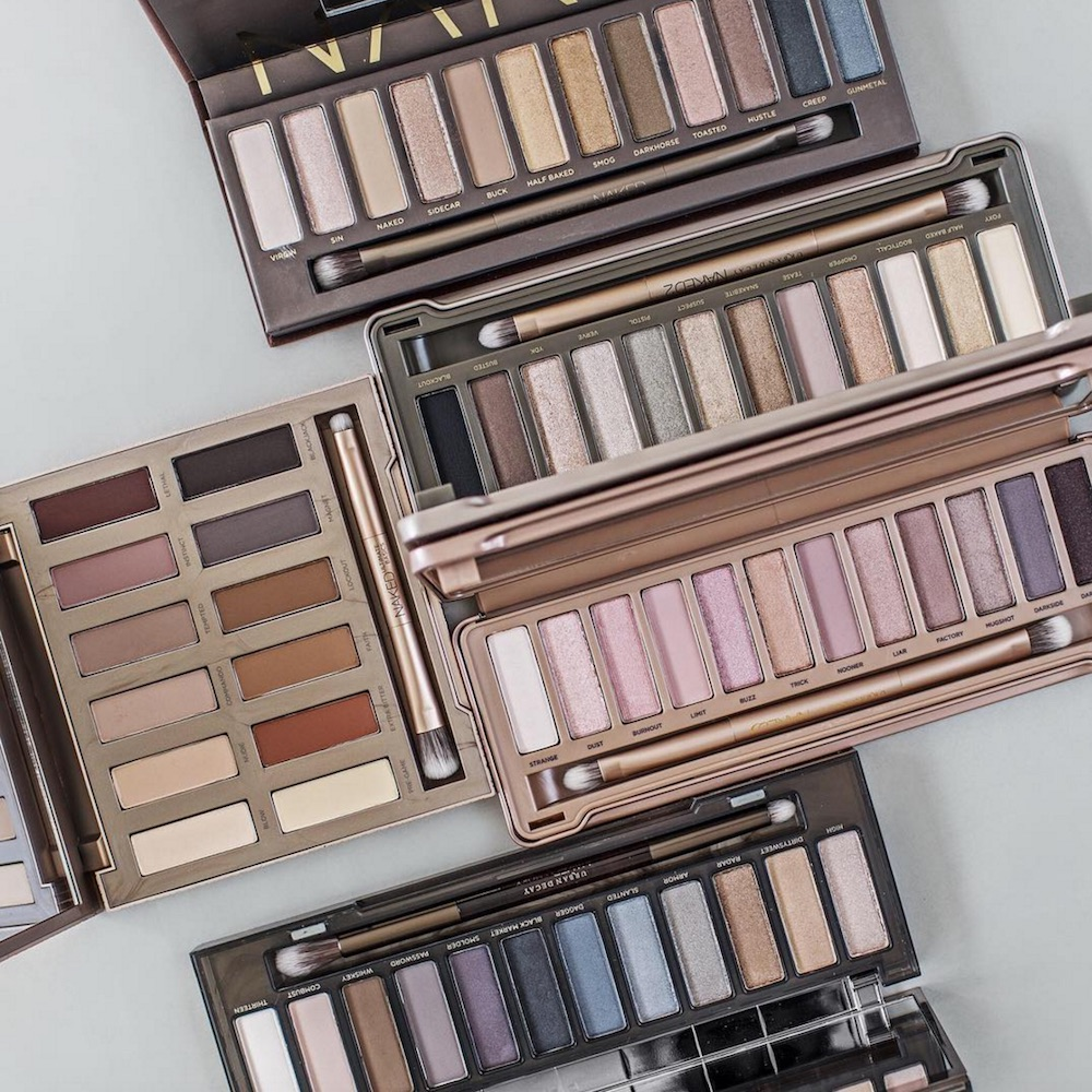 Urban Decay is coming out with a new Naked eyeshadow palette, and it's making our temperature rise