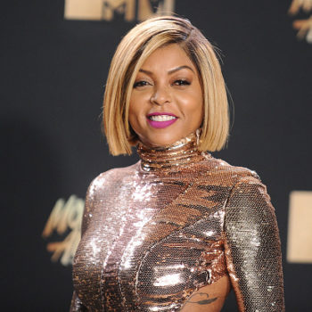 Taraji P. Henson was spotted in her most daring hairstyle to date — and we love it