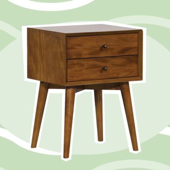 From mid-century to modern eclectic, here are 11 nightstands you'll love waking up next to