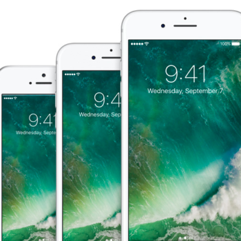 This is why all stock photos of iPhones have the clock set to 9:41 a.m.