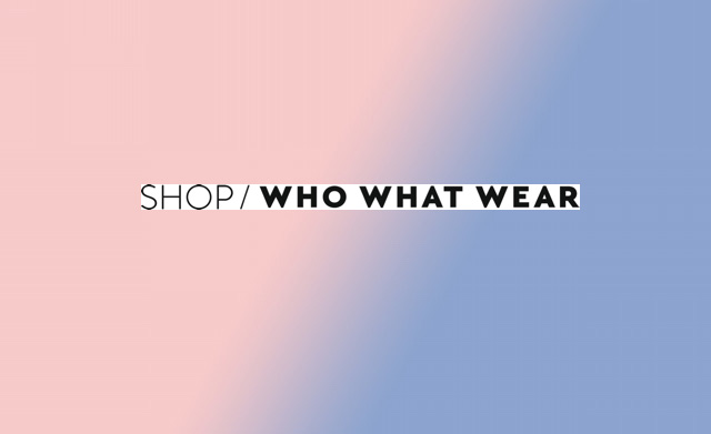 Who What Wear designed an app that will make shopping dangerously easy