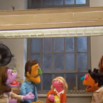 """""""Sesame Street"""" spoofed """"Orange is the New Black,"""" and it's all about snacks"""