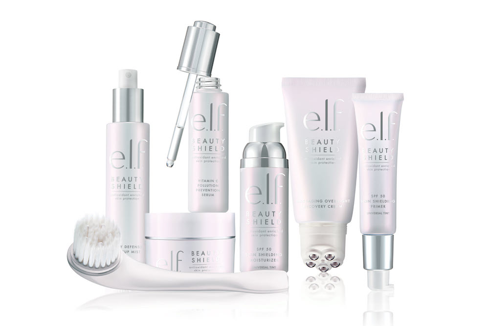 E.l.f Cosmetics' new Beauty Shield line is here to protect our skin and bank account