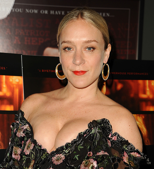 Chloë Sevigny wore a Gucci dress with multiple cats, thus wins fashion