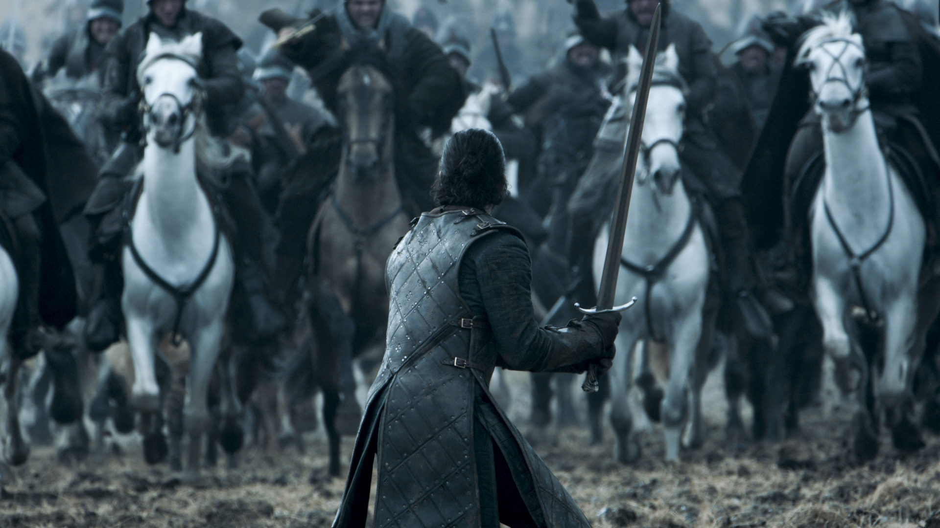 "Kit Harington was actually terrified of the ""Battle of the Bastards"" fight, and same"