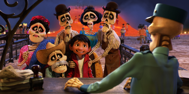 """This new trailer for Pixar's """"Coco"""" is a beautiful explosion of COLOR"""