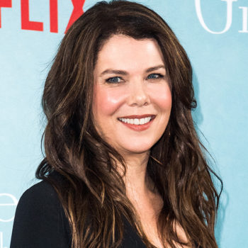 """Lauren Graham says that there's """"risk"""" in doing more """"Gilmore Girls,"""" and oy with the poodles already"""