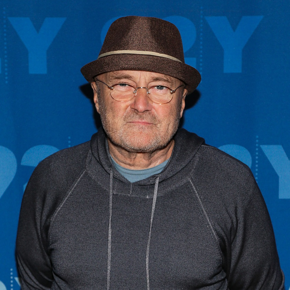 Phil Collins Has Been Hospitalized Due To A Bad Fall And