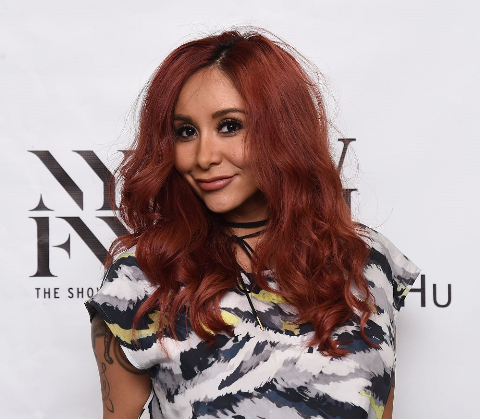 "Here's what Snooki has to say about a ""Jersey Shore"" reboot"