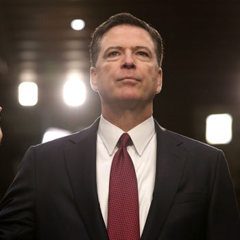 James Comey just said the special counsel will look at whether Trump obstructed justice