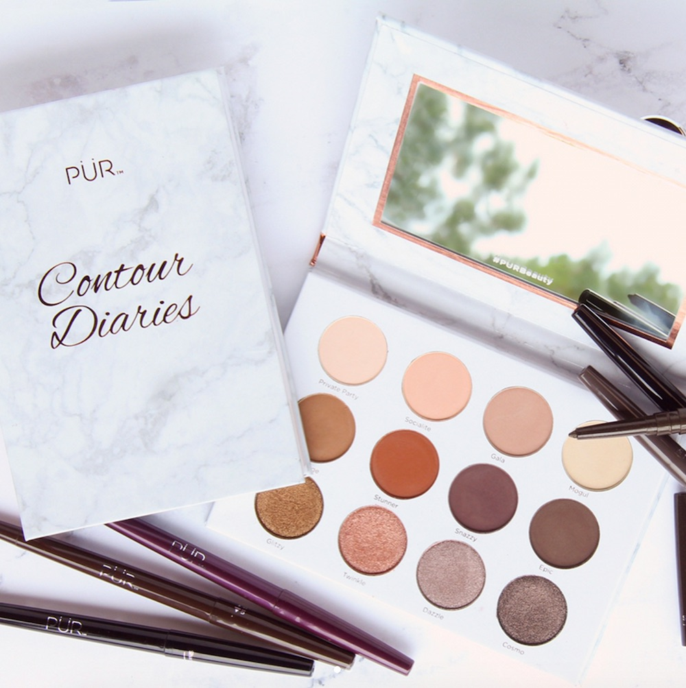 Pur Cosmetics is taking us back to our middle school days with their new diary-themed palettes