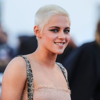 Kristen Stewart's grown-out buzz cut is our new favorite hair trend