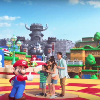 Super Nintendo World is coming to Universal Studios, so start saving up those gold coins