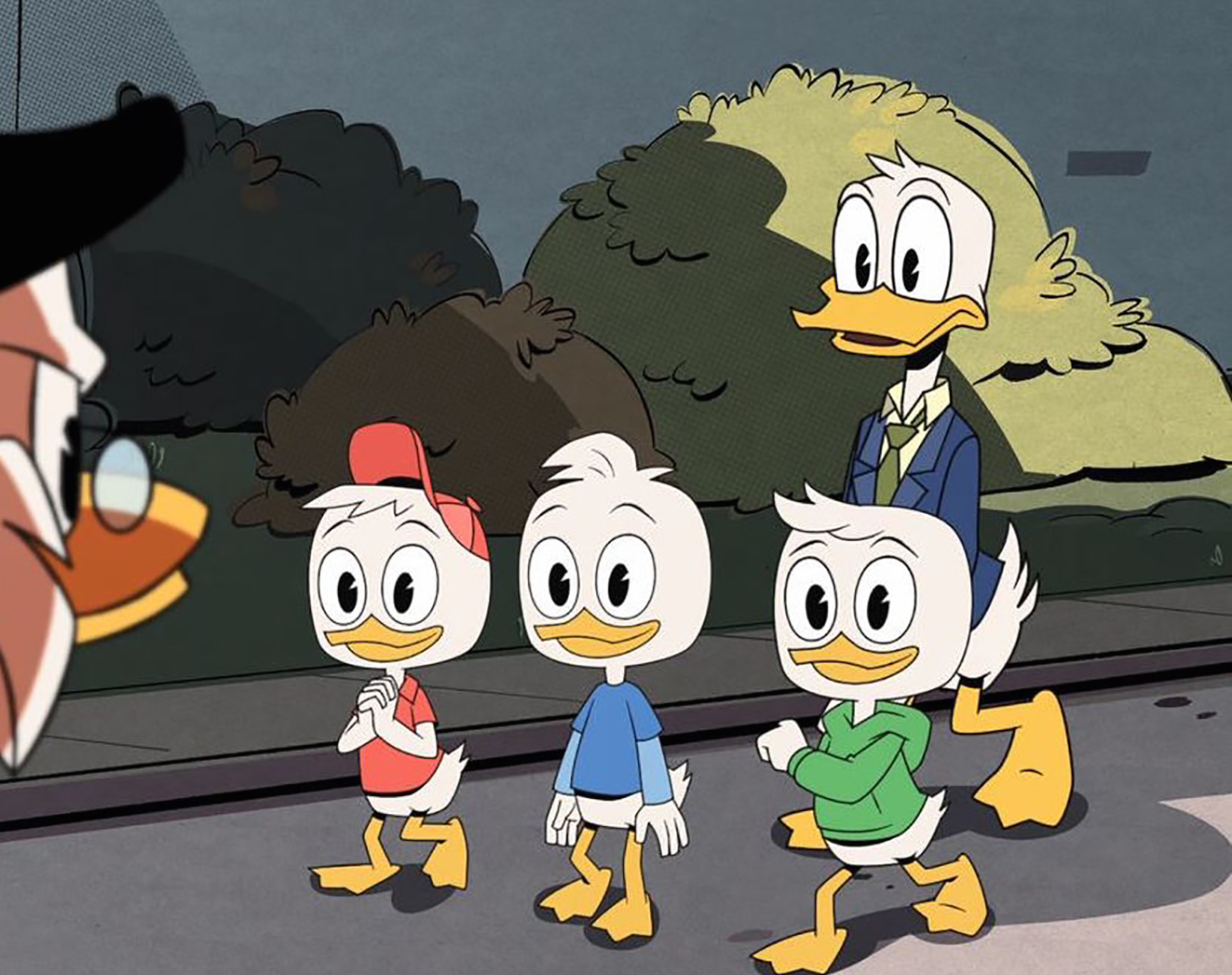"""DuckTales"" just announced even *more* cast members, solidifying it as the best TV show this summer"
