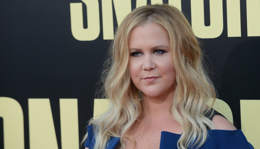 Amy Schumer opened up about life post-breakup