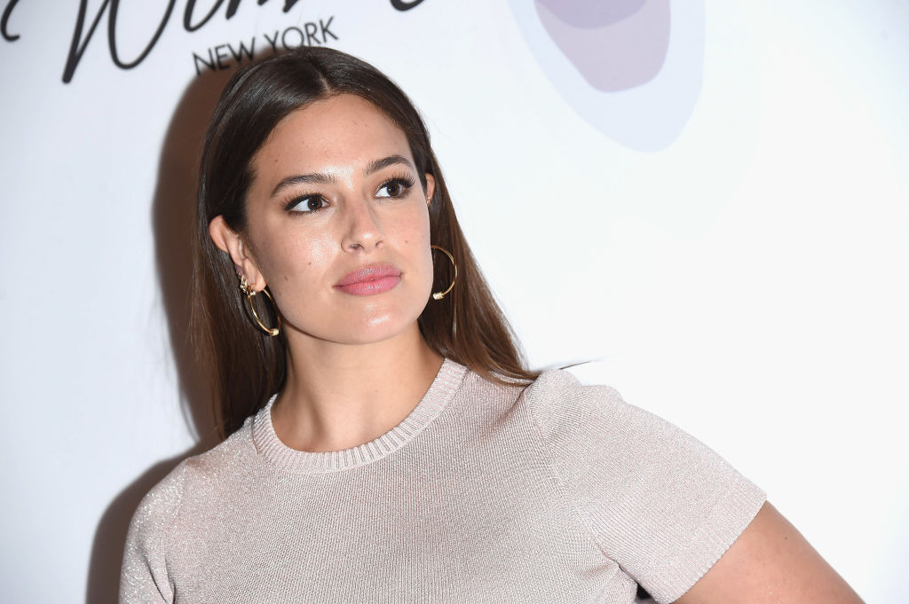 "Ashley Graham opened up about her ""full bush,"" because everyone should rock whatever down-there 'do they want"