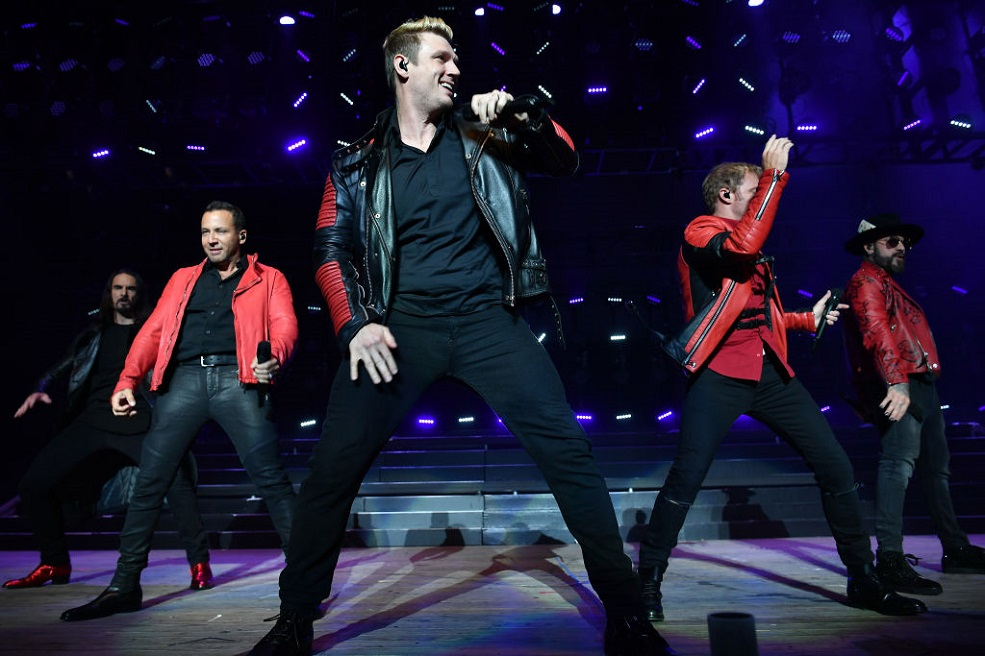 We have some major news about the Backstreet Boys' Vegas show