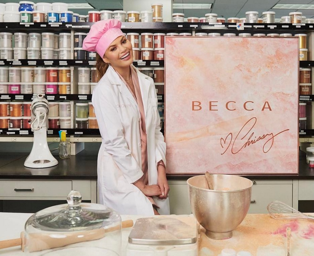 Becca Cosmetics and Chrissy Teigen are hosting the ultimate meet-and-greet at *this* Ulta Beauty store