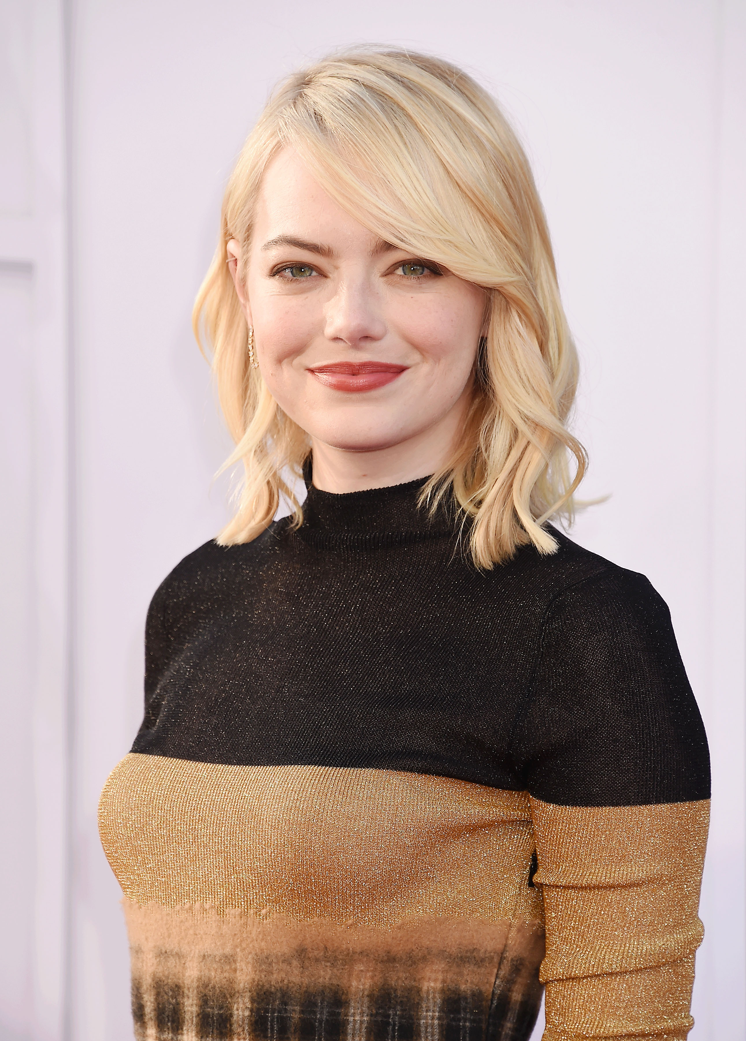 Emma Stone S New Hair Color Is A Summer Trend We Ve Always