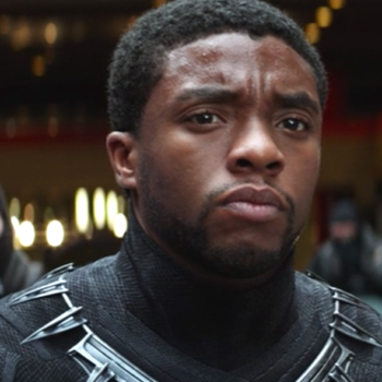 """The first poster for Marvel's """"Black Panther"""" is here"""