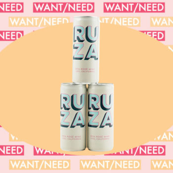 WANT/NEED: A canned pink drink in honor of National Rosé Day, and more stuff you want to buy