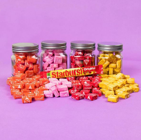 Starburst pink-only packs are finally here, and dreams really do come true