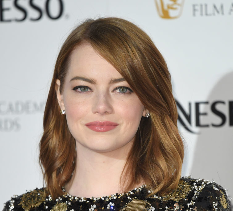 Emma Stone's new hair color is a summer trend we've always wanted to try