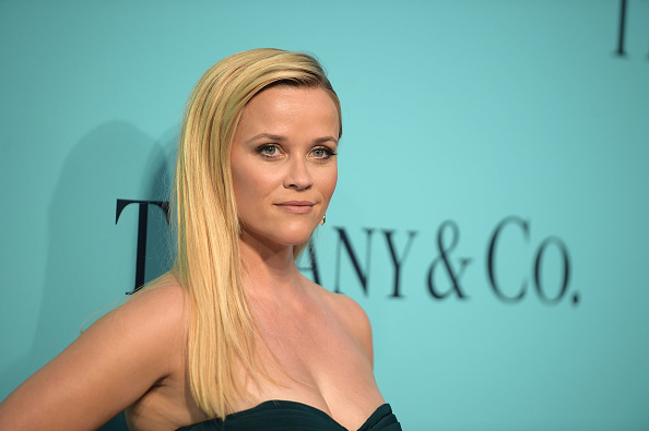 Reese Witherspoon's latest look is giving us preppy Wednesday Addams vibes