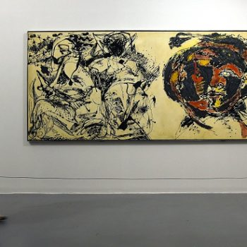 A painting was found in an Arizona garage that may be a Jackson Pollock worth millions