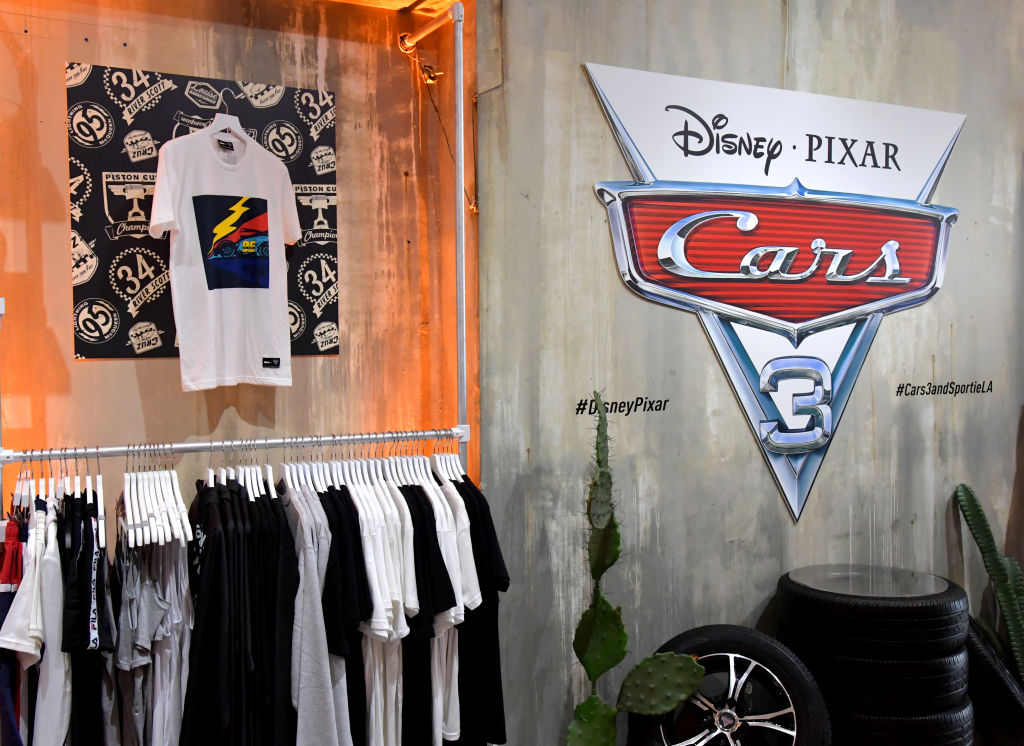 """Disney's """"Cars"""" teamed up with these streetwear brands to create some surprisingly cool merch for grown-ups"""