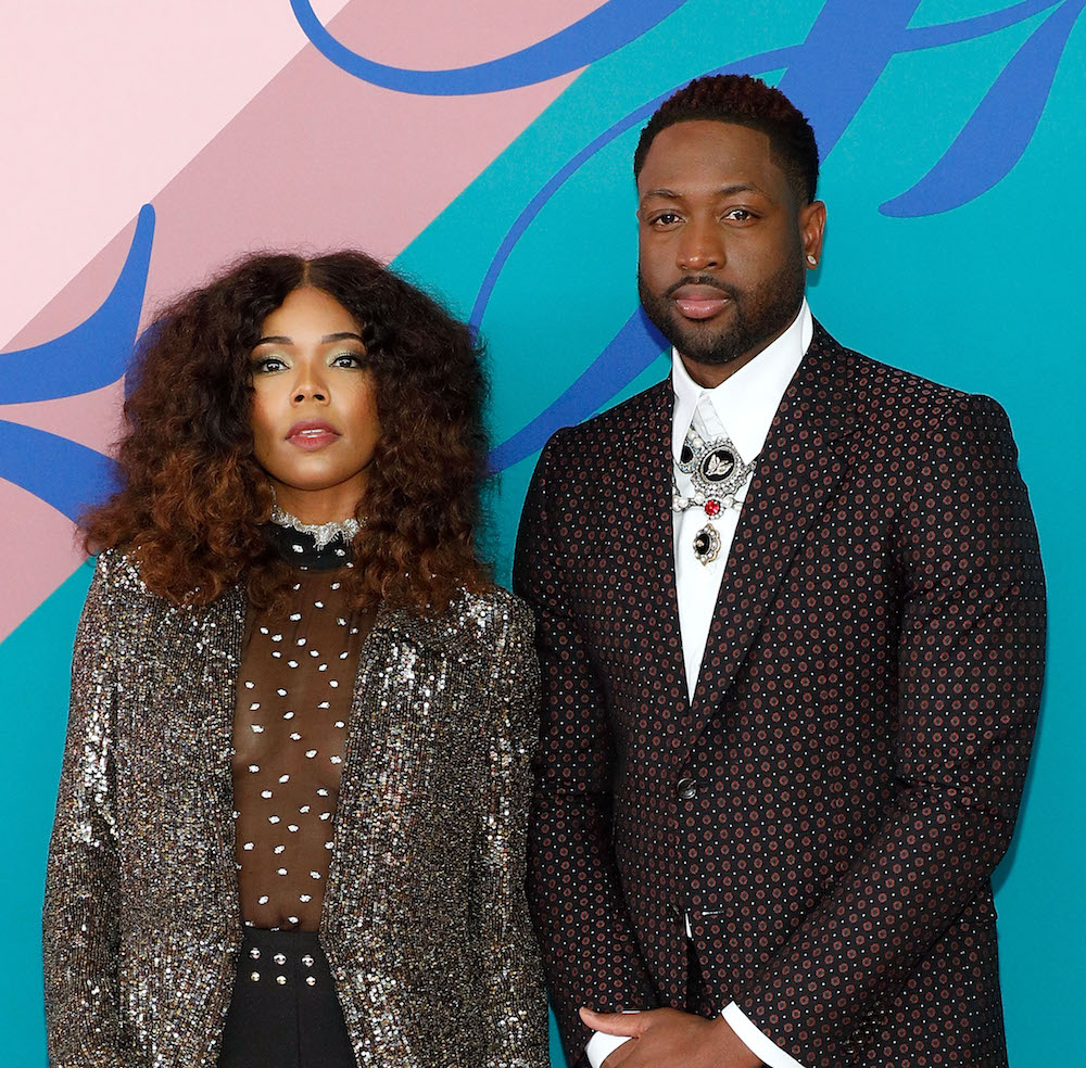 Awww, Dwyane Wade gushed about Gabrielle Union's natural hair look on the red carpet