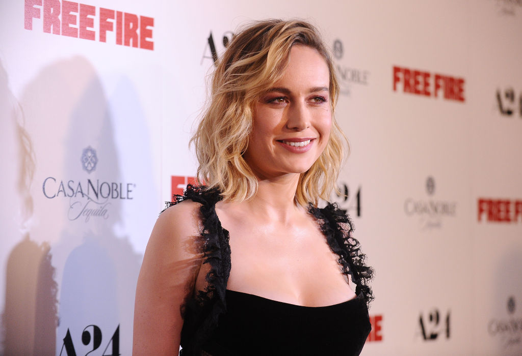 Brie Larson is giving away these beautiful key necklaces, and here's how to win one