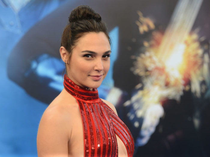 Here's how Gal Gadot hid her pregnancy when she was ...