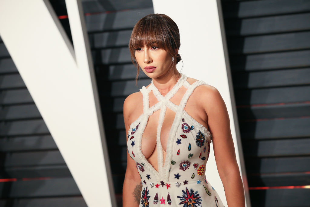 OITNB star Jackie Cruz rocked a brand new curly hairstyle, and we're obsessed