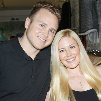 Heidi Montag shared an in utero picture of her baby