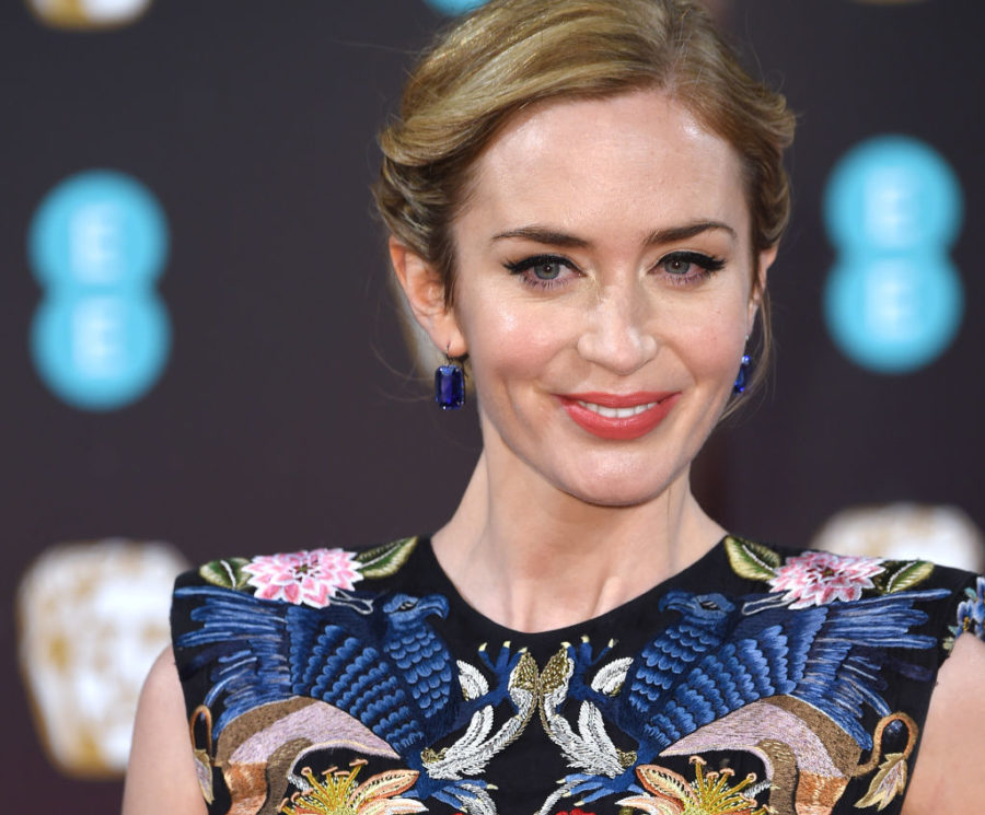 """Emily Blunt joked about how many moms will want to befriend her after """"Mary Poppins Returns"""""""