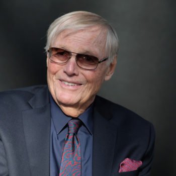 TV's original Batman, Adam West, passed away last night