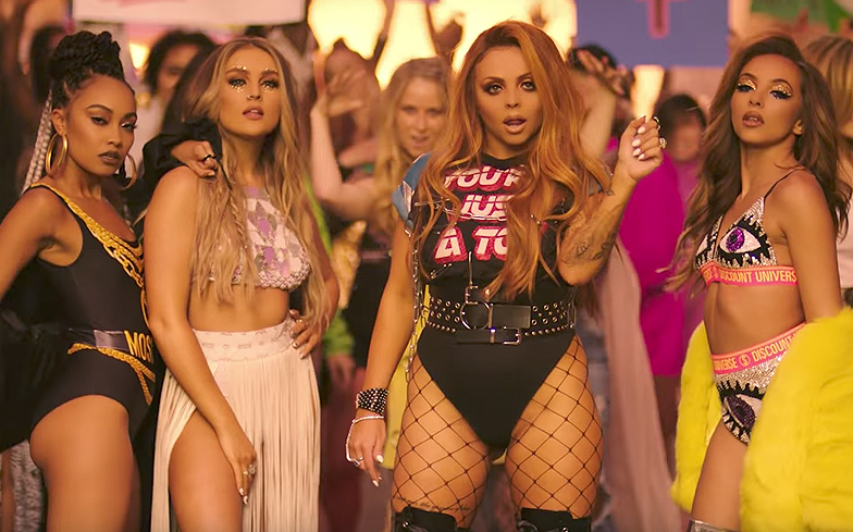 "Little Mix's new music video is all about ""Power"" (and features their mamas)"