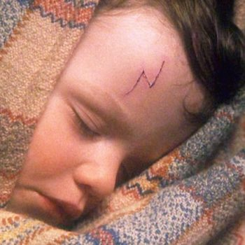 """""""Harry Potter"""" fans imagined an alternate reality for the wizard after his parents died, and it actually makes a lot of sense"""