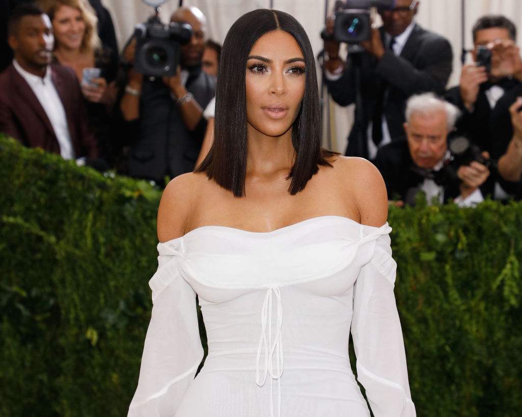Here's a first look at Kim Kardashian's sleek, minimalist packaging for KKW Beauty