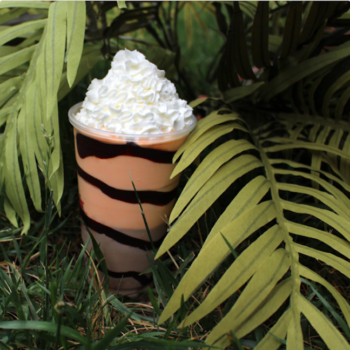 Arby's has fought back against the Unicorn Frappuccino with the new Liger Shake