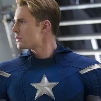 "Chris Evans will be in the next two ""Avengers"" movies, and we can all breathe a sigh of relief"