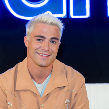 Colton Haynes has the cutest story about being out and going to prom