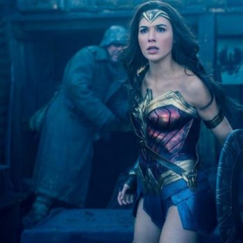 """This blink-and-you-missed-it moment in """"Wonder Woman"""" is going viral for all the right reasons"""