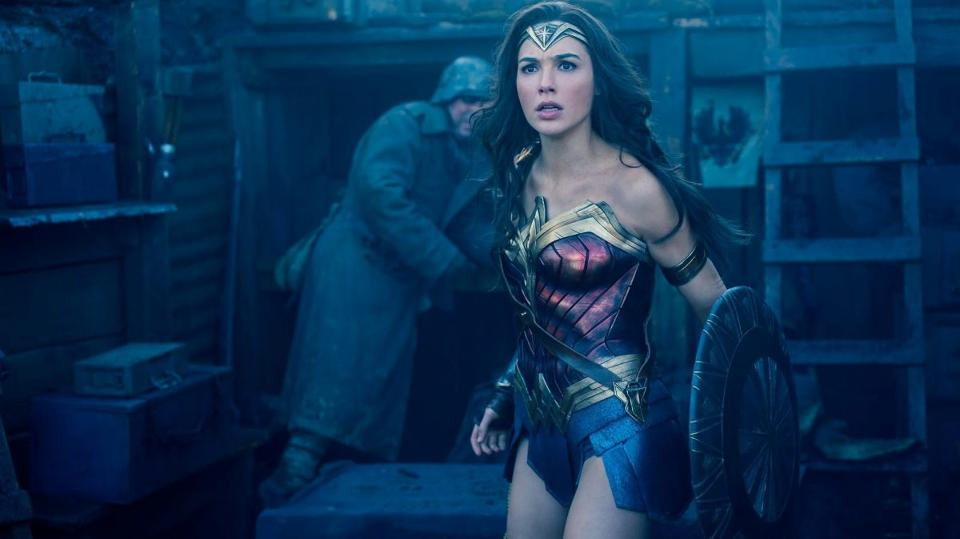 "This blink-and-you-missed-it moment in ""Wonder Woman"" is going viral for all the right reasons"