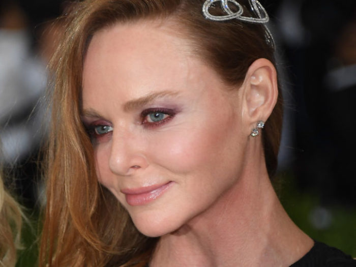 stella mccartney is turning ocean garbage into clothes in the most chic reduce reuse recycle. Black Bedroom Furniture Sets. Home Design Ideas