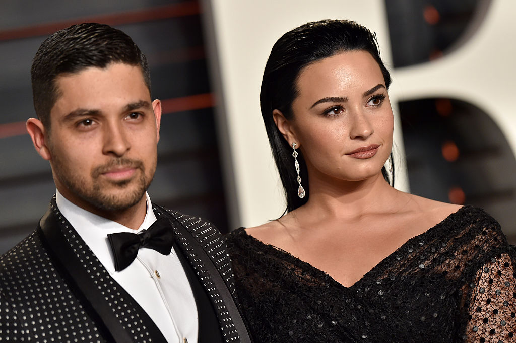 Demi Lovato said the sweetest thing about her ex, Wilmer Valderrama