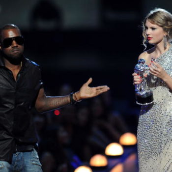 """A former MTV chief has finally revealed what happened backstage after Kanye's """"imma let you finish"""" moment"""