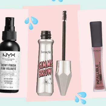 Beat the heat with these waterproof beauty products that won't melt off your face