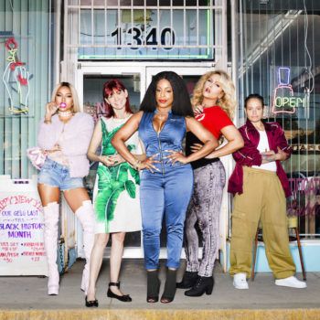 """The nail artists of """"Claws"""" spill the deets on all of the fierce nails seen on the show"""